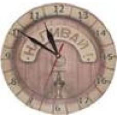 Часы цветные Наливай ЧЦ-4